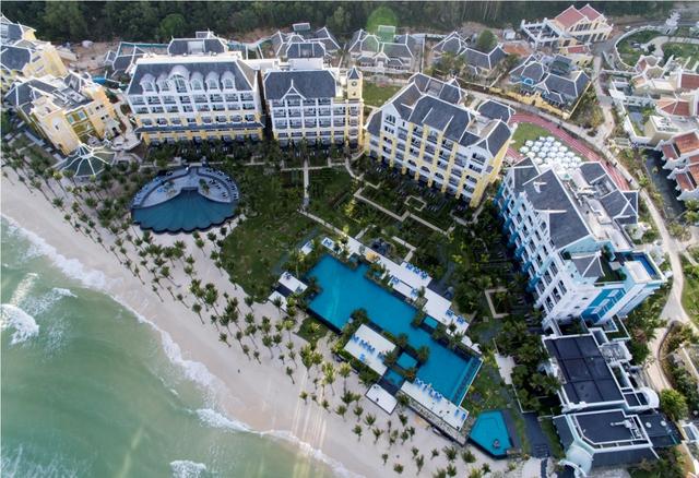 JW Marriott Phu Quoc Emerald Bay: chốn check-in sang chảnh - Ảnh 1.
