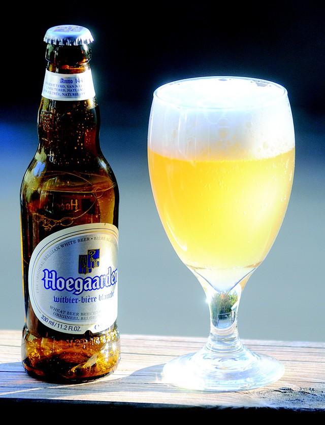 Bia trắng Hoegaarden nổi tiếng của Bỉ chính thức có mặt tại Việt Nam - Ảnh 3.