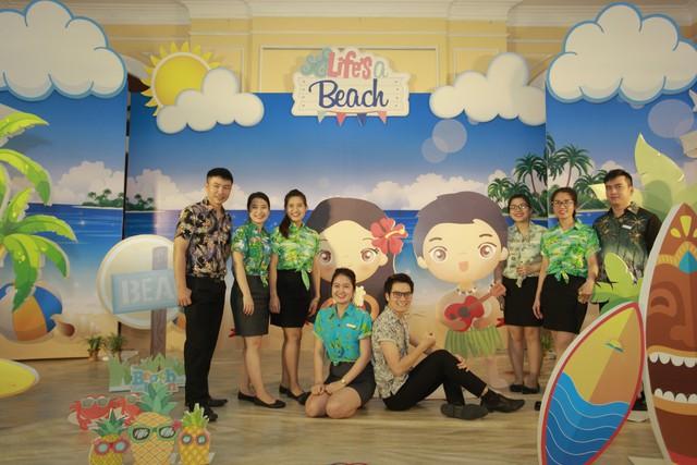 Tiệc cuối năm ấm áp tại AVANI Hai Phong Harbourview Hotel - Ảnh 1.