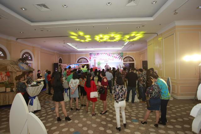 Tiệc cuối năm ấm áp tại AVANI Hai Phong Harbourview Hotel - Ảnh 2.