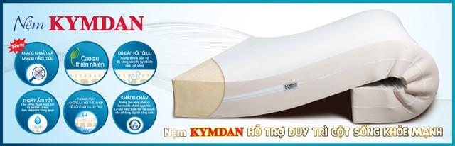 Kymdan là hãng nệm đạt chứng nhận kháng vi khuẩn và nấm mốc đầu tiên trên thế giới - Ảnh 3.