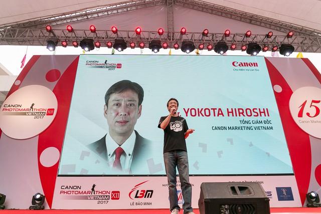 Canon PhotoMarathon 2017 đến Hà Nội - Ảnh 3.