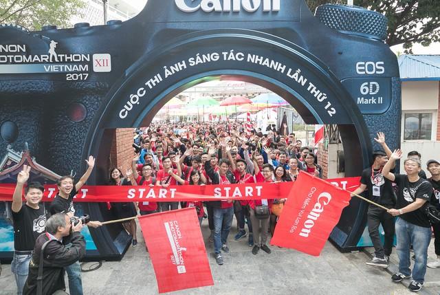 Canon PhotoMarathon 2017 đến Hà Nội - Ảnh 2.