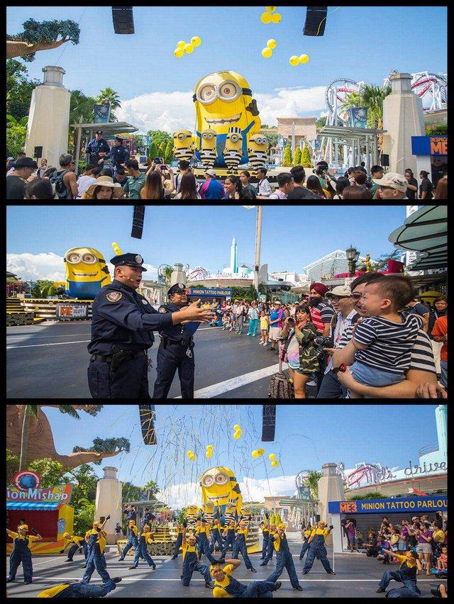 """""""Vui quậy"""" hết cỡ cùng Minion tại công viên Universal Studios Singapore - Ảnh 4."""