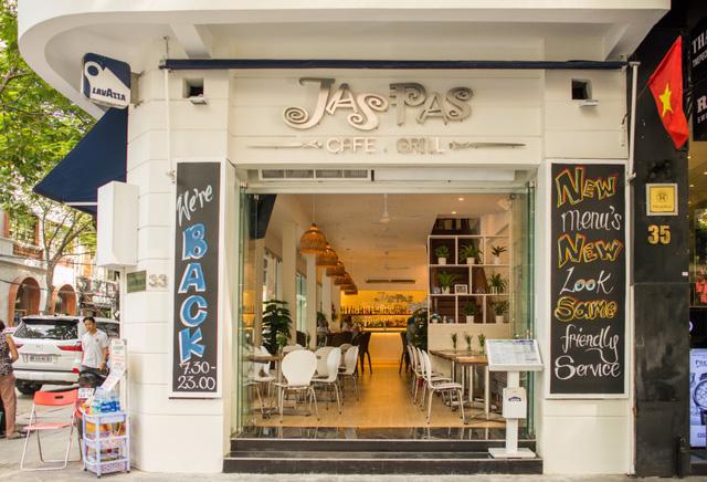 Jaspas Café Grill ra mắt diện mạo mới - Ảnh 1.