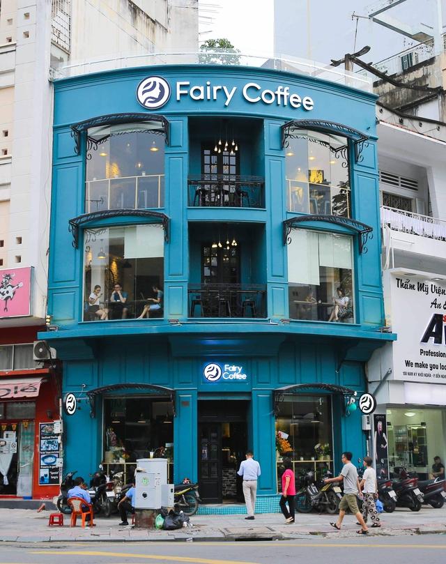 Ra mắt Fairy Coffee tại TP.HCM  - Ảnh 5.