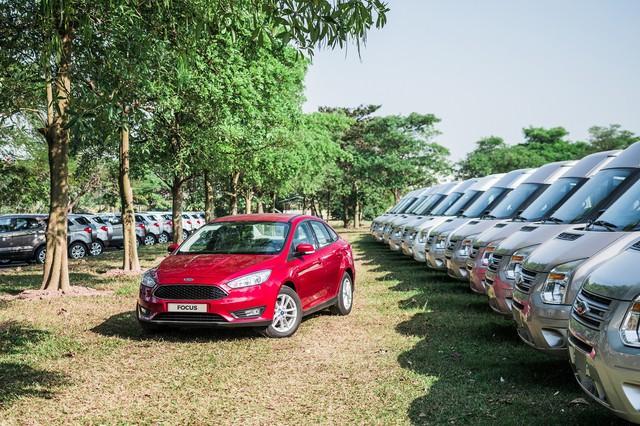 Ford Việt Nam khuyến mãi tháng 11 - Ảnh 3.