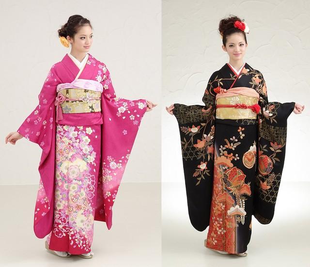 """Ý nghĩa của từ """"Kimono"""" và """"Yukata"""" - Ảnh 2."""