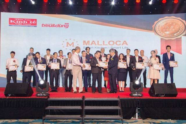 Malloca Việt Nam đứng Top 100 Sản phẩm – dịch vụ Tin & Dùng Việt Nam 2017 - Ảnh 1.