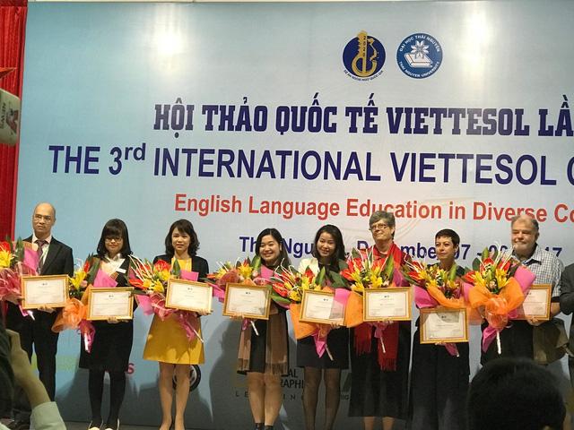 Hội thảo Quốc tế VietTESOL hỗ trợ việc học tiếng Anh - Ảnh 1.