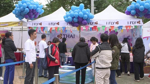 Lễ hội văn hóa Thái Lan 2017 - Ảnh 1.