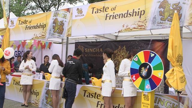 Lễ hội văn hóa Thái Lan 2017 - Ảnh 2.