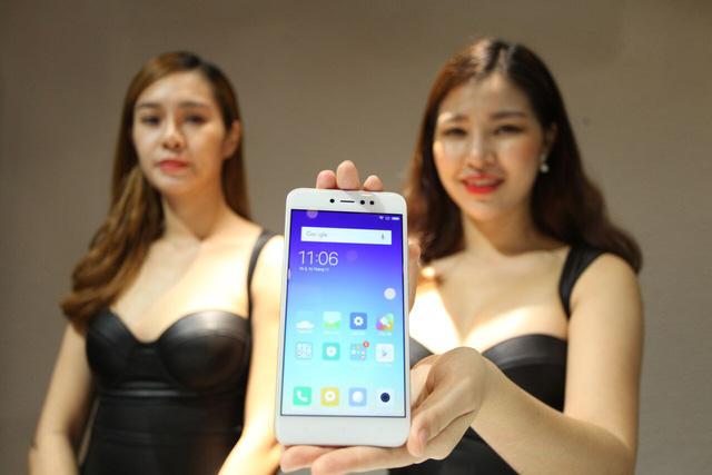 Xiaomi trình làng smartphone thiết kế tràn màn hình và smartphone đèn LED selfie đầu tiên - Ảnh 5.