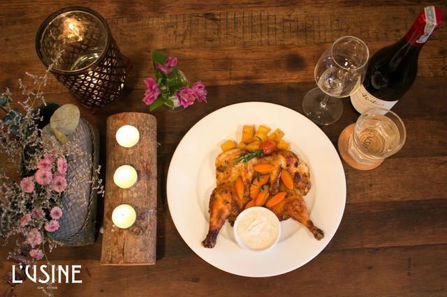 L'Usine Eatery – Điểm đến cho một bữa tối thân mật mà lãng mạn  - Ảnh 4.