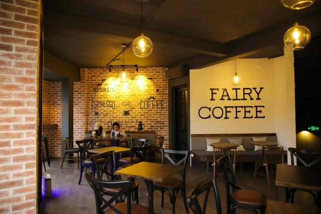 Ra mắt Fairy Coffee tại TP.HCM  - Ảnh 1.