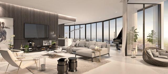 Ra mắt sáu căn Penthouse tinh tế bậc nhất cuối cùng tại City Garden - Ảnh 1.