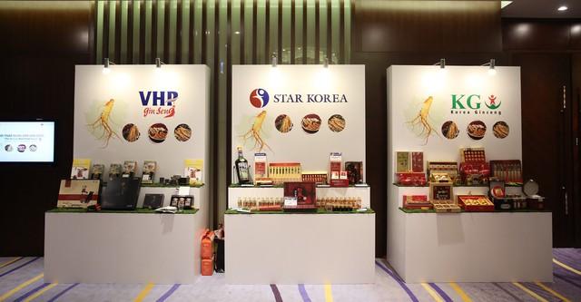 Nhân sâm Hàn Quốc khẳng định vị trí thực phẩm tiêu biểu vì sức khỏe Việt Nam - Ảnh 2.