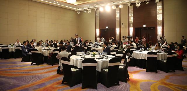 Nhân sâm Hàn Quốc khẳng định vị trí thực phẩm tiêu biểu vì sức khỏe Việt Nam - Ảnh 3.