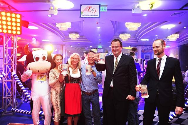 Lễ hội bia Đức 2017 tại Khách sạn Windsor Plaza - Ảnh 1.