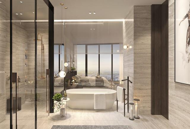 Ra mắt sáu căn Penthouse tinh tế bậc nhất cuối cùng tại City Garden - Ảnh 3.