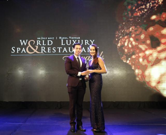 JW Marriott Hà Nội được trao tặng nhiều giải thưởng danh giá - Ảnh 2.