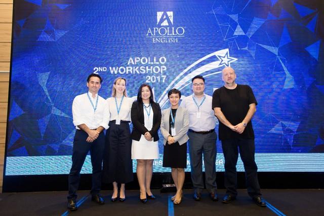 Bà Lê Thị Kim Chi - Group CEO của Apollo English: APOLLO ENGLISH ĐỘT PHÁ VỚI HỆ THỐNG ĐÀO TẠO CÔNG DÂN TOÀN CẦU - Ảnh 2.