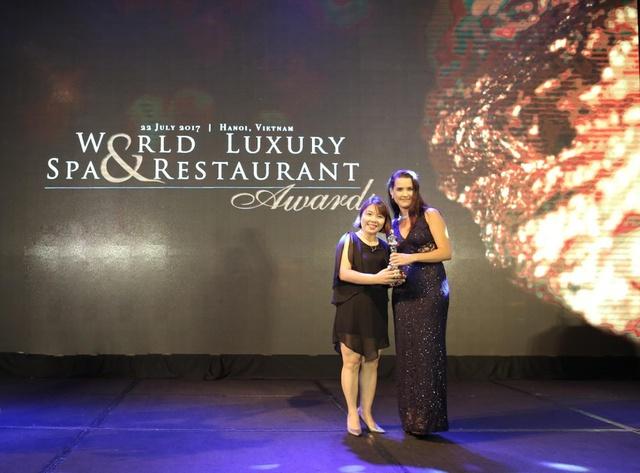 JW Marriott Hà Nội được trao tặng nhiều giải thưởng danh giá - Ảnh 3.