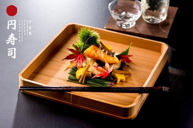 Đến Yen Sushi để thưởng thức Kaiseki – Kiệt tác ẩm thực Nhật Bản - Ảnh 1.