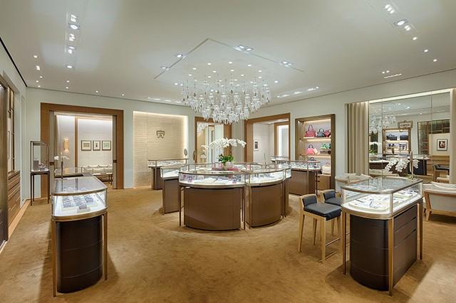 Cartier khai trương trở lại tại khách sạn Rex TPHCM - Ảnh 2.