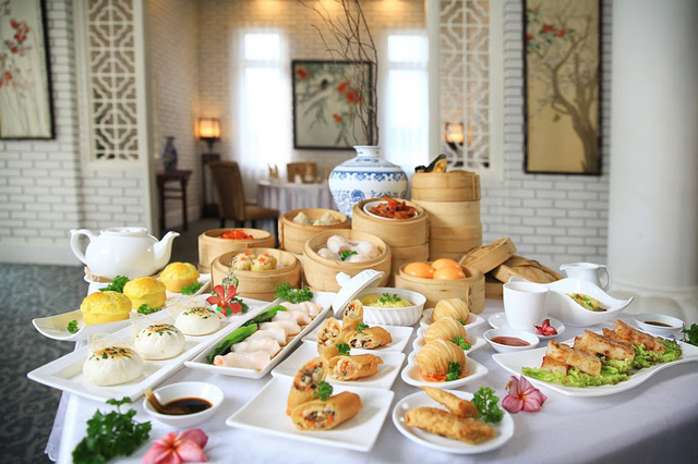 Khuyến mại khai trương nhà hàng Hoa cao cấp Shang Garden – Dynasty - Ảnh 3.