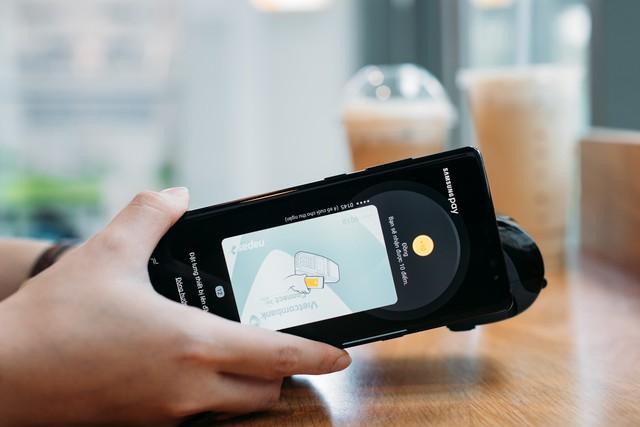 3 lí do khiến người Việt ưa chuộng Samsung Pay - Ảnh 1.