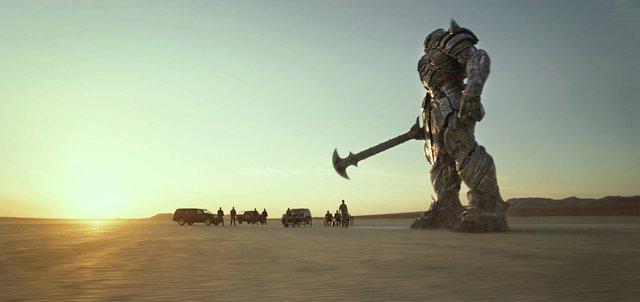 Transformers: The Last Knight - Ảnh 1.