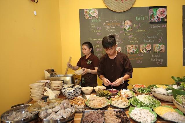 Chợ Quê - Bữa cơm gia đình chế biến theo tiêu chuẩn 5 sao - Ảnh 2.
