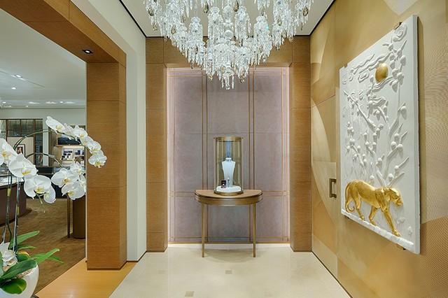 Cartier khai trương trở lại tại khách sạn Rex TPHCM - Ảnh 3.