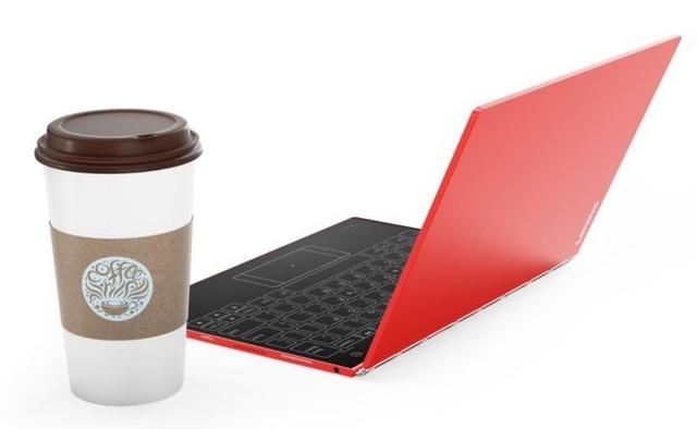 Mua Lenovo Yoga Book đỏ được 3 triệu đồng quà - Ảnh 4.