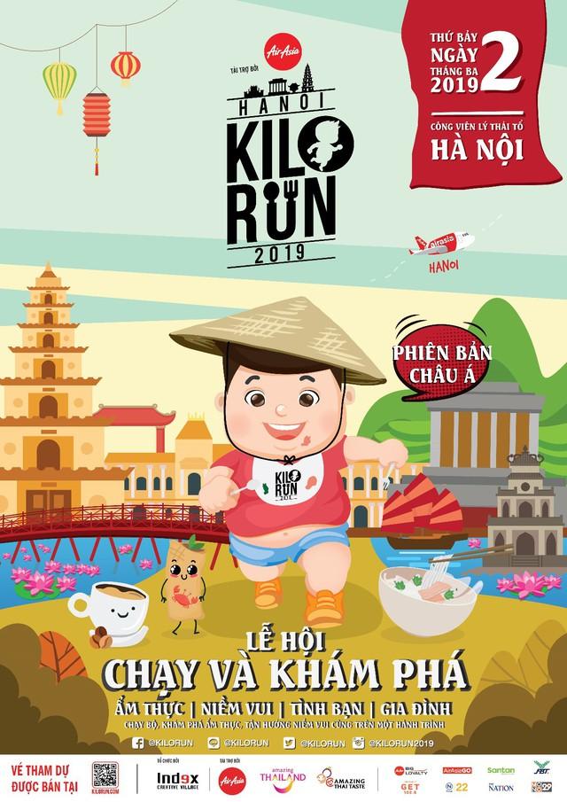 Khởi động lễ hội quốc tế Kilorun Hà Nội 2019 - Ảnh 1.