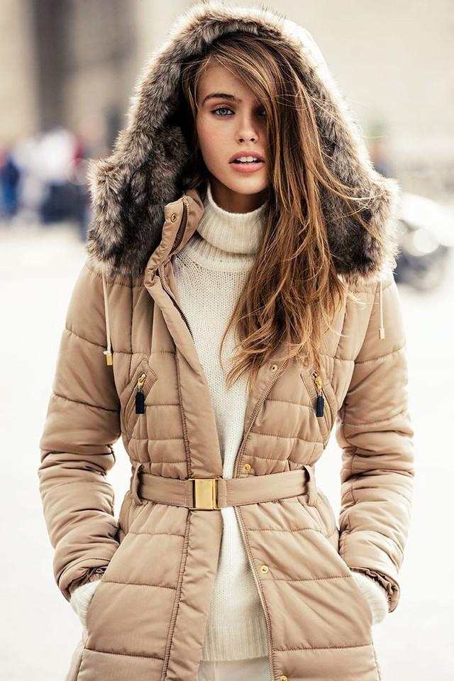 Các bí quyết chọn trang phục ấm mà đẹp cho mùa đông - Ảnh 7.