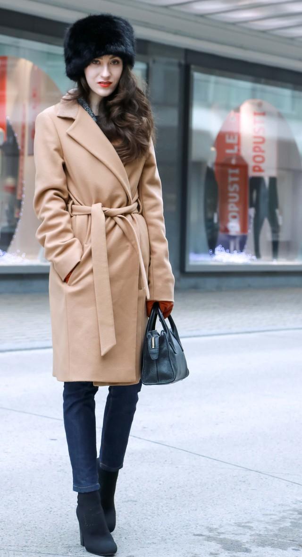 Các bí quyết chọn trang phục ấm mà đẹp cho mùa đông - Ảnh 8.
