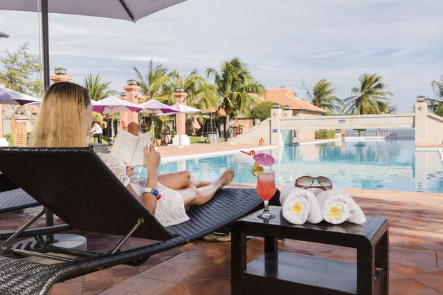 TTC Resort Premium Ninh Thuận: Vùng biển yên bình - Ảnh 2.