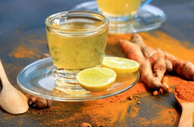 Nước chanh nghệ ấm: phương thuốc thải độc cơ thể tốt nhất - Ảnh 1.