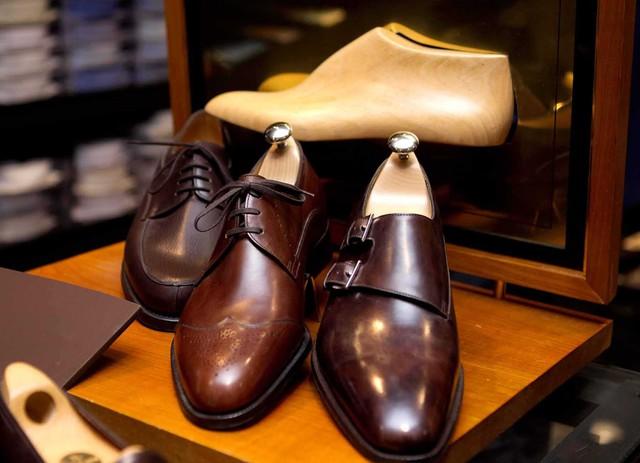 Thương hiệu giày nam xa xỉ John Lobb chính thức vào Việt Nam - Ảnh 3.