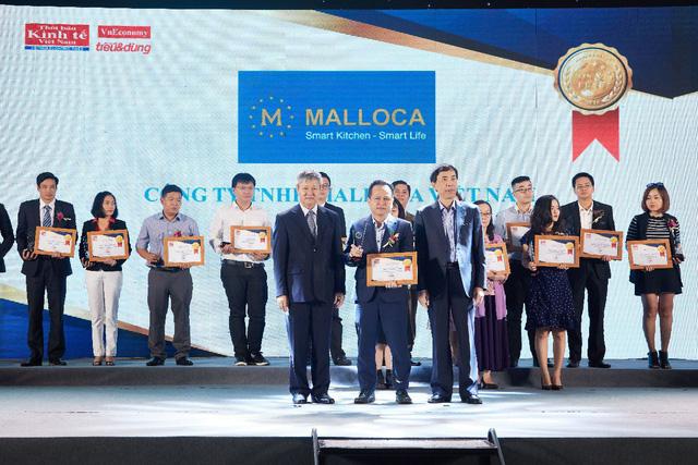 Malloca nhận cú đúp giải thưởng uy tín trong năm 2018 - Ảnh 1.