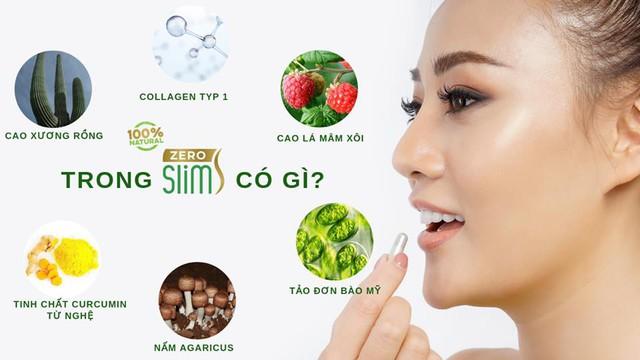 Zero Slim: Bí quyết giảm cân không cần ăn kiêng - Ảnh 2.