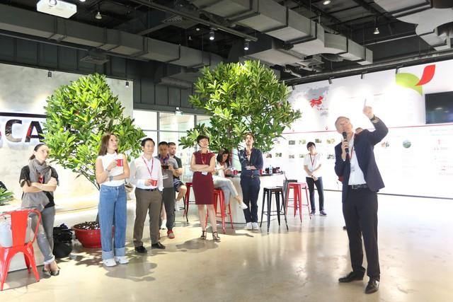 Nescafé quảng bá cà phê Việt ra thế giới - Ảnh 1.