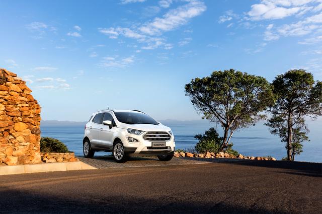 Ford EcoSport mới: Đánh dấu tròn 20 năm sản xuất của Ford tại Việt Nam - Ảnh 1.