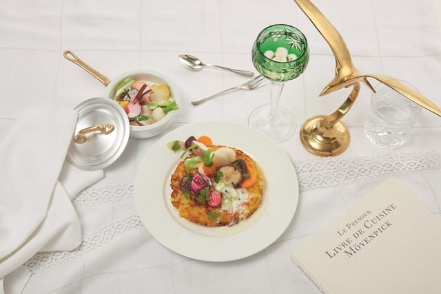 Tập đoàn khách sạn Mövenpick ra mắt Chương trình ẩm thực kỷ niệm 70 năm thành lập  - Ảnh 2.