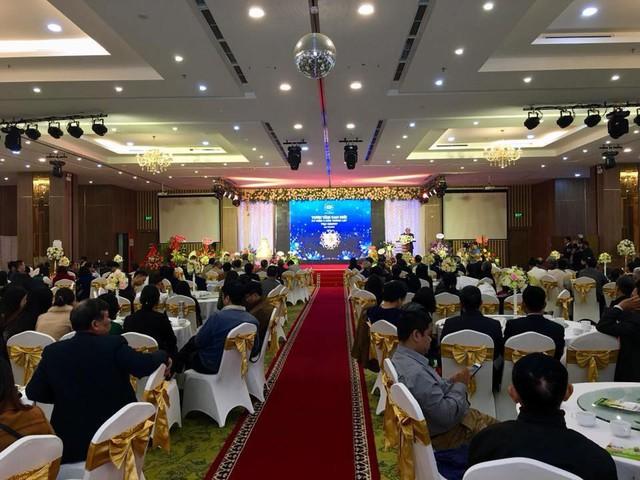 Lễ kỷ niệm 3 năm thành lập của VQC Group - Ảnh 2.