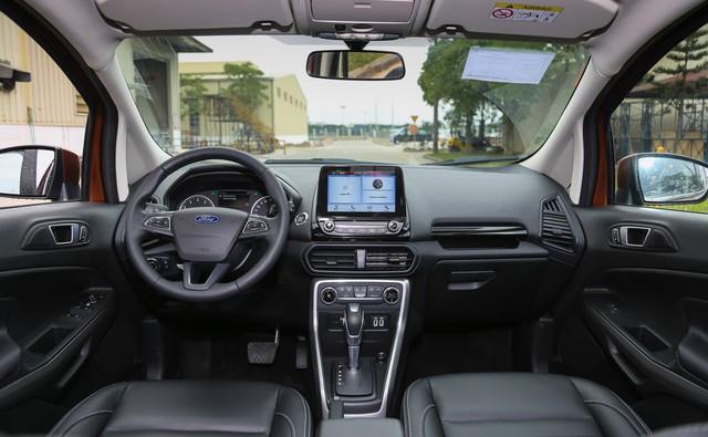 Ford EcoSport Mới có giá từ 545 triệu đồng  - Ảnh 2.