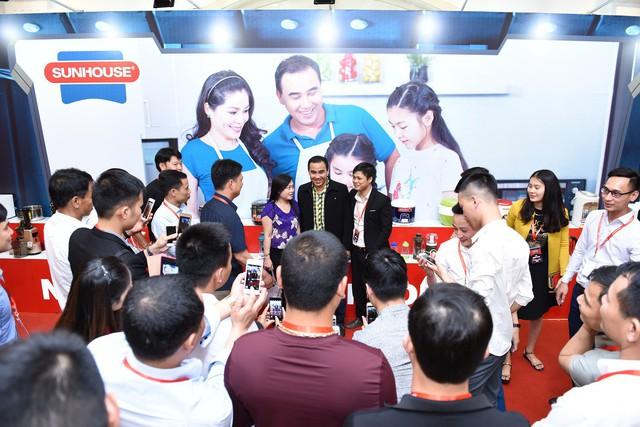 SUNHOUSE tổ chức Hội  nghị khách hàng 2018 – kết nối thành công - Ảnh 2.