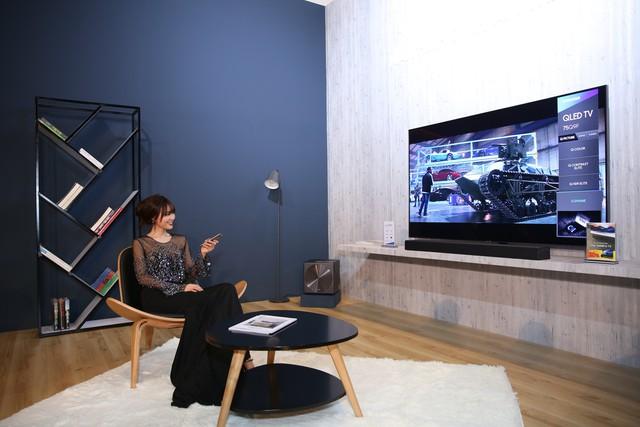 Samsung TV QLED 2018 & những tiêu chuẩn TV thế hệ mới - Ảnh 4.
